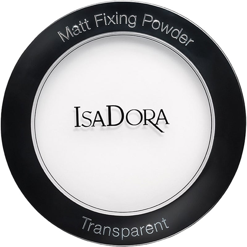 Matt Fixing Blotting Powder