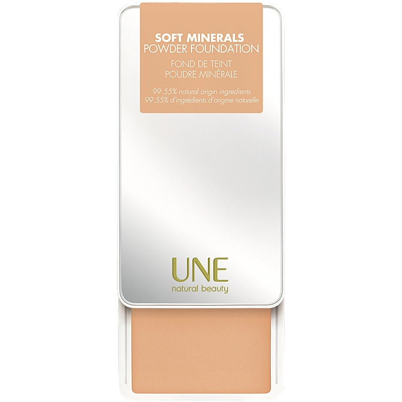 UNE Soft Mineral Powder Foundation