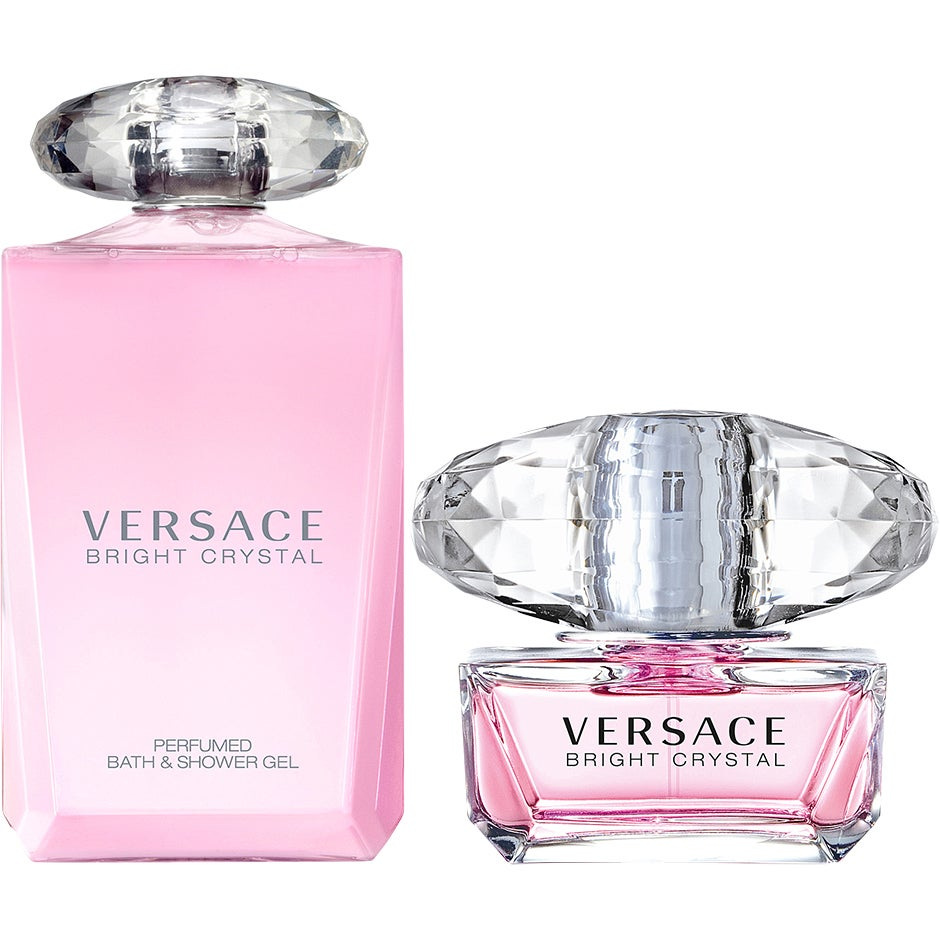 Bright Crystal Duo, 50ml Versace