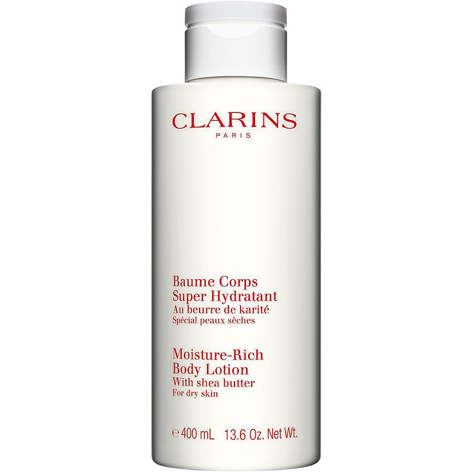 clarins body lotion test