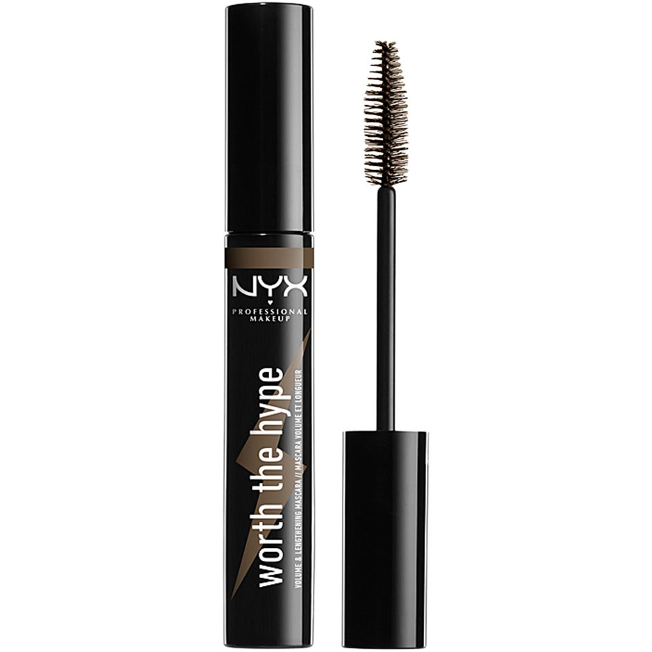 Worth The Hype Color Mascara, NYX Professional Makeup Mascara
