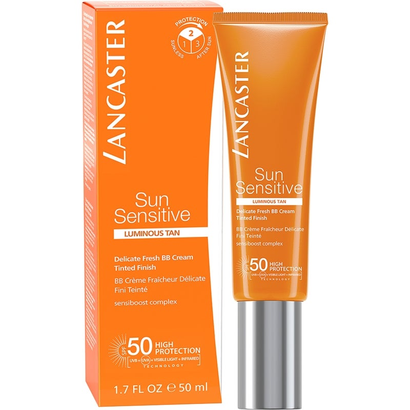 Lancaster Sun Delicate Sensitive Fresh BB Cream