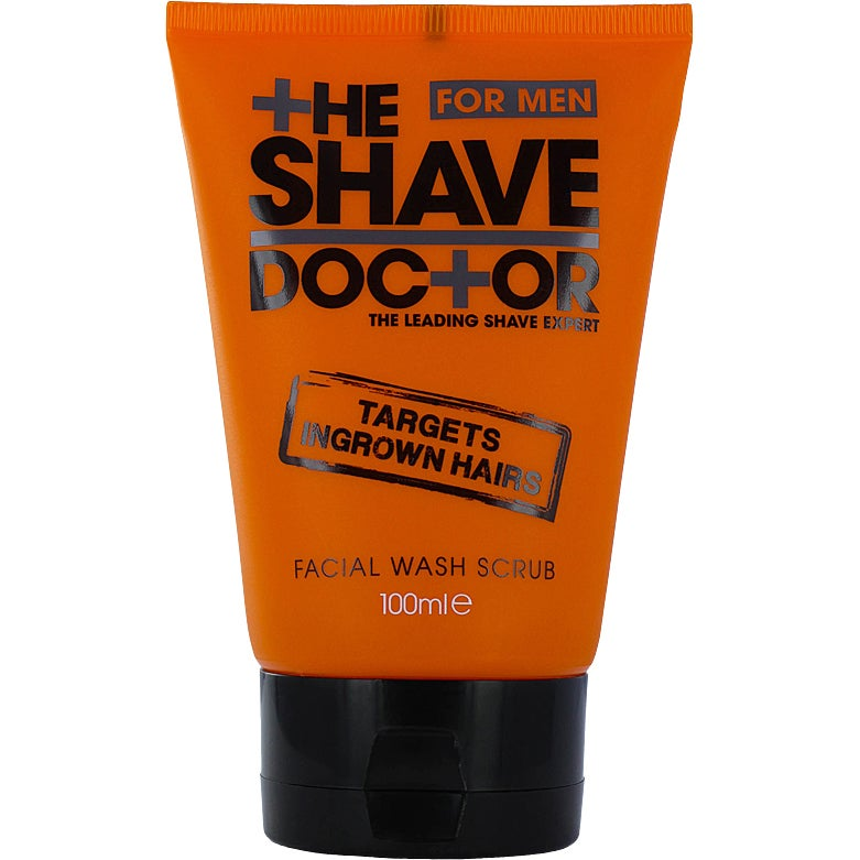 The Shave Doctor Facial Wash Scrub