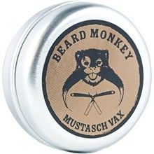 Beard Monkey Mustasch Wax