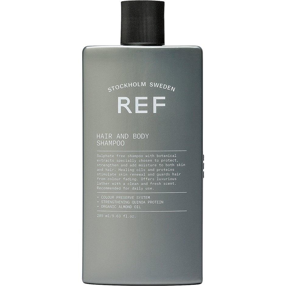 REF. Hair & Body Shampoo, 285ml REF Shampoo