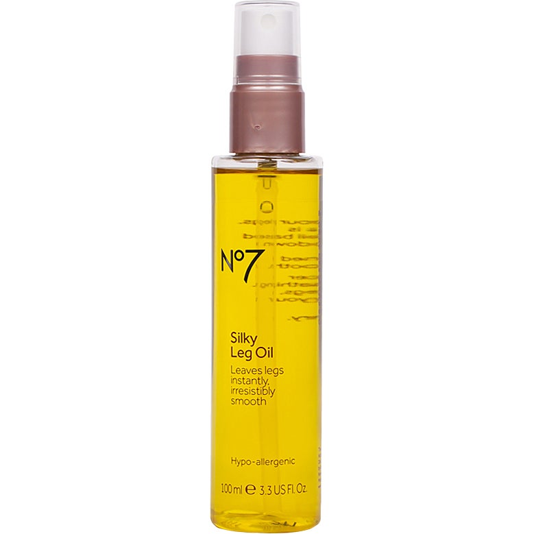 Boots No7 Silky Leg Oil 100 ml