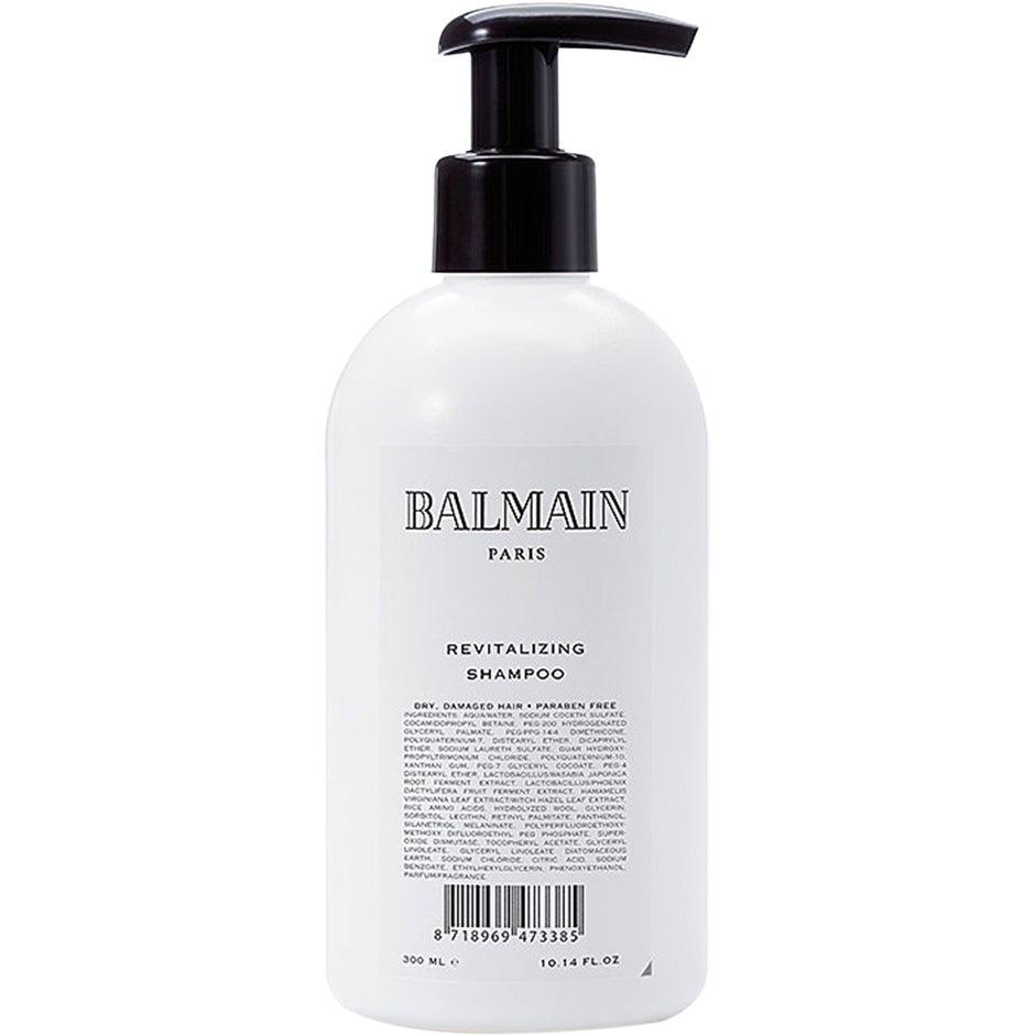 Balmain Revitalizing Shampoo, 300 ml Balmain Hair Couture Shampoo