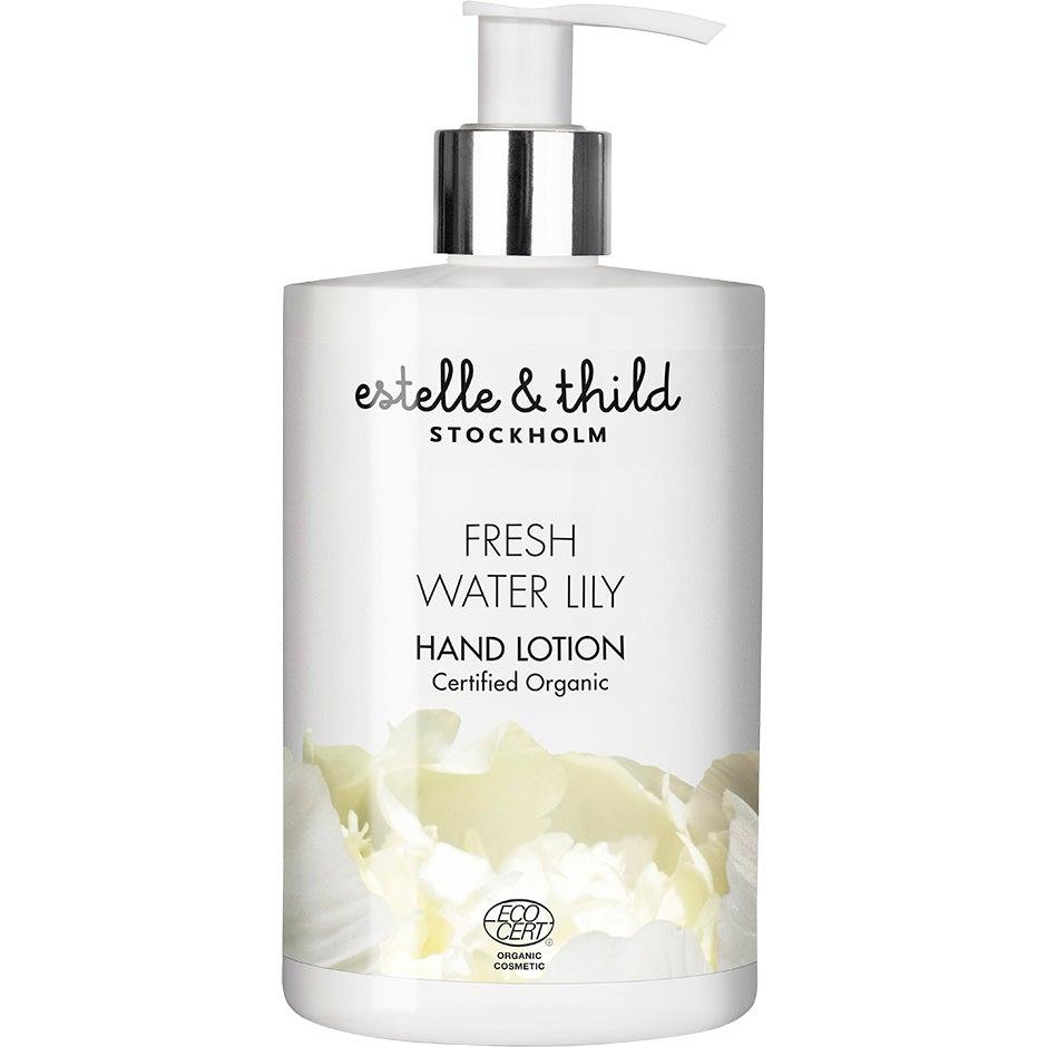 Estelle & Thild Fresh Water Lily Hand Lotion, 250ml estelle & thild Handkräm