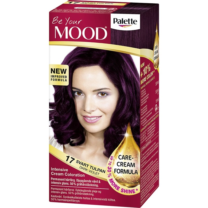 Hair Colour 4 in 1