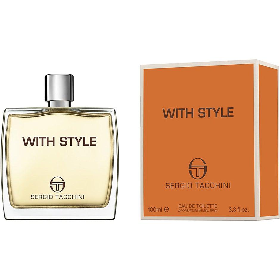 With Style 100ml Sergio Tacchini Parfym thumbnail
