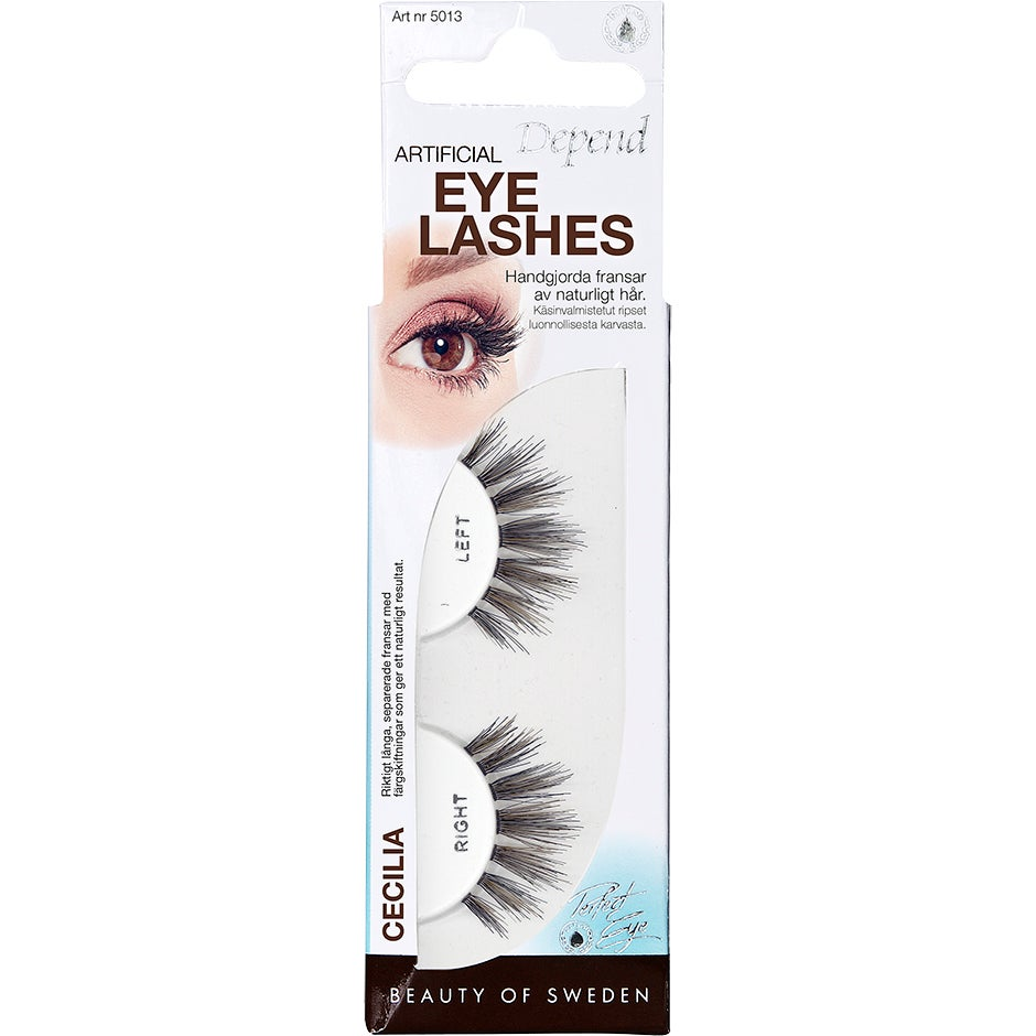 Artificial Eyelashes Depend Lösögonfransar