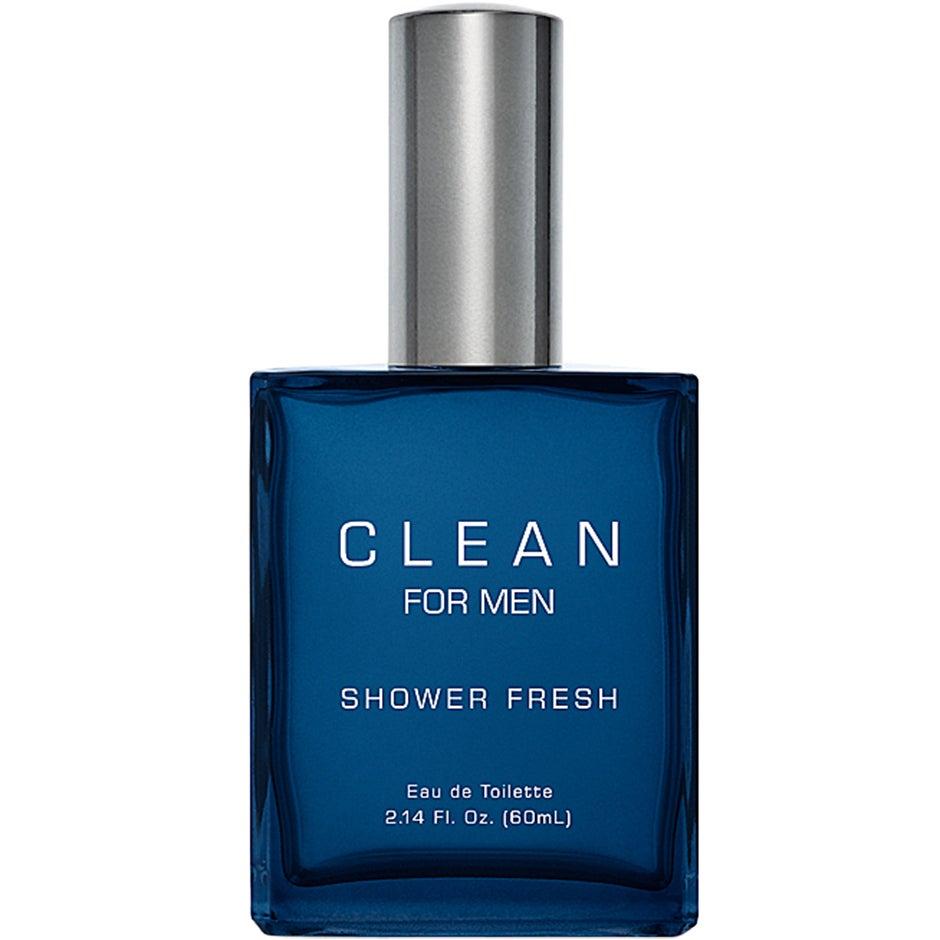 Clean for Men Shower Fresh EdT 60ml Clean Parfym thumbnail