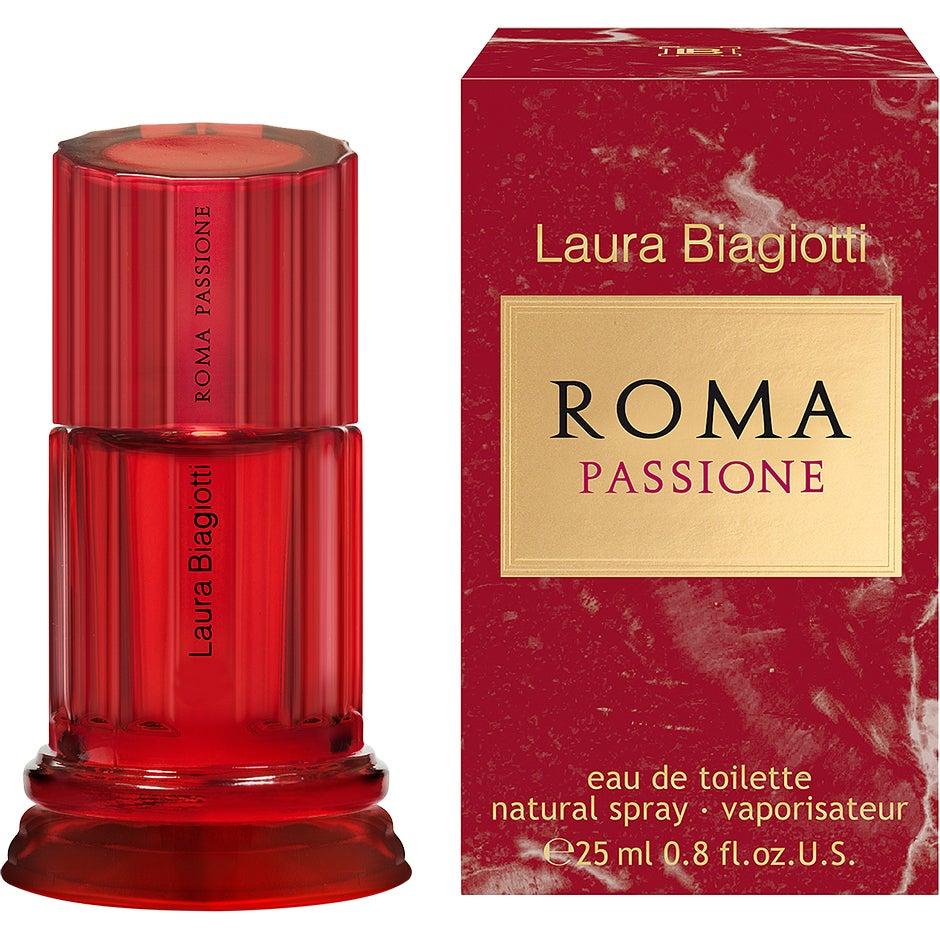 Köp Roma Passione, 25ml Laura Biagiotti Parfym fraktfritt thumbnail