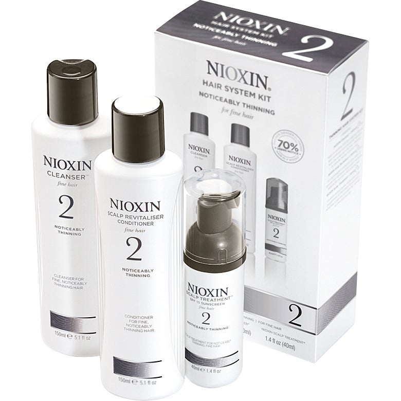 Nioxin Hair System Kit 2 (Fine Hair)