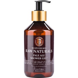 Raw Naturals by Recipe for Men Pale Ale Shower Gel