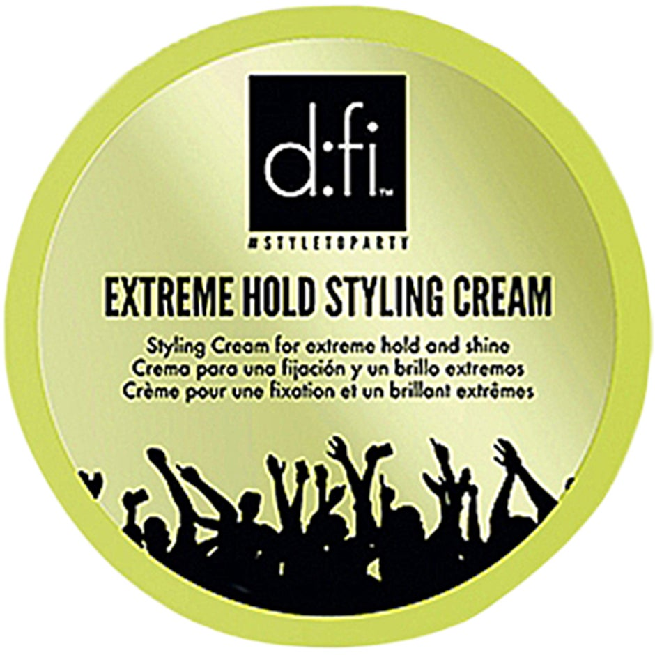 Extreme Hold Styling Cream, d:fi Hårvax