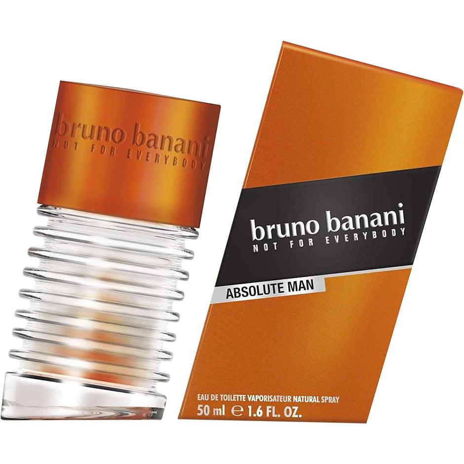 Bruno Banani Absolute Man EdT, 50 ml Bruno Banani Parfym
