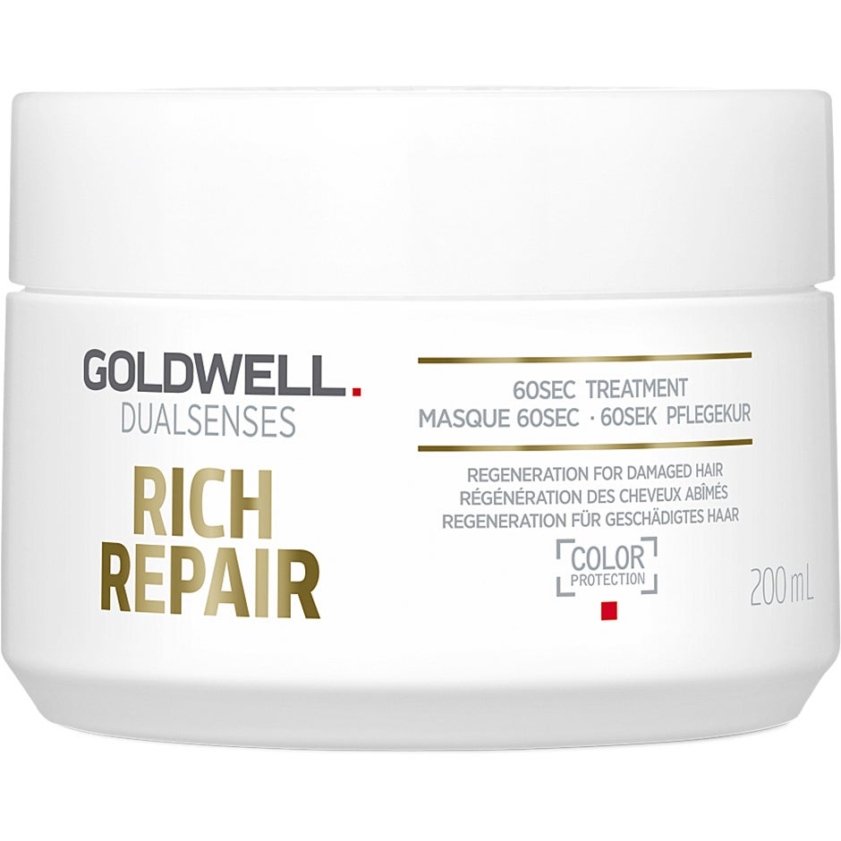 Dualsenses Rich Repair, 200ml Goldwell Hårinpackning