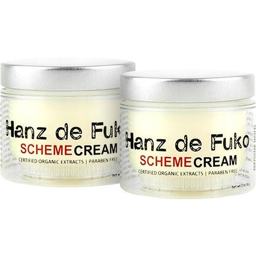 Scheme Cream Duo,  Hanz de Fuko Hårvård