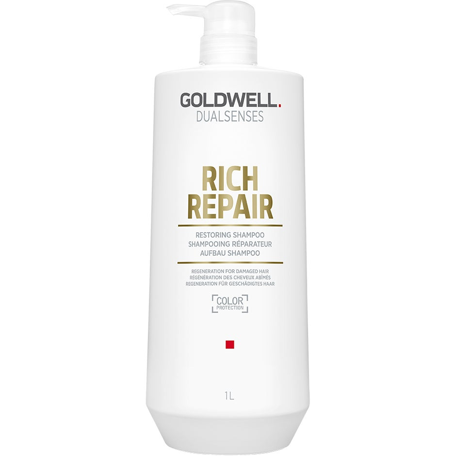 Dualsenses Rich Repair, 1000 ml Goldwell Shampoo