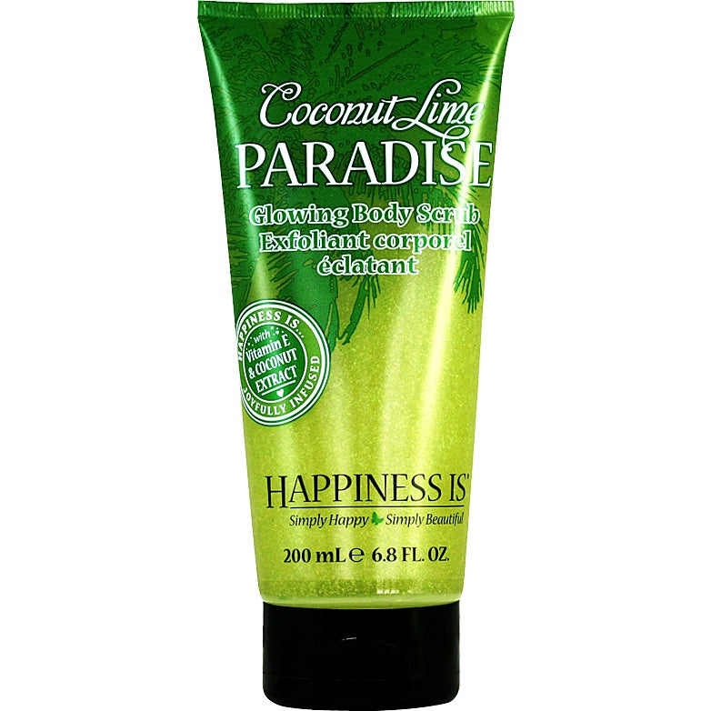 Happiness Is Coconut Lime Paradise