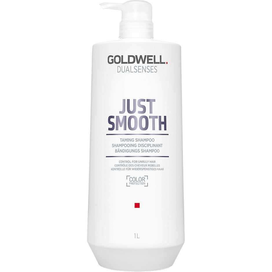 Dualsenses Just Smooth, 1000 ml Goldwell Shampoo