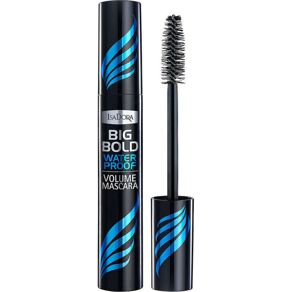 Big Bold Waterproof Volume Mascara, IsaDora Mascara