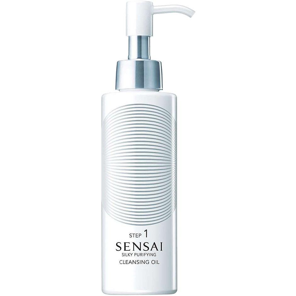 Sensai Silky Purifying Step 1 Cleansing Oil, 150ml Sensai Ansiktsrengöring