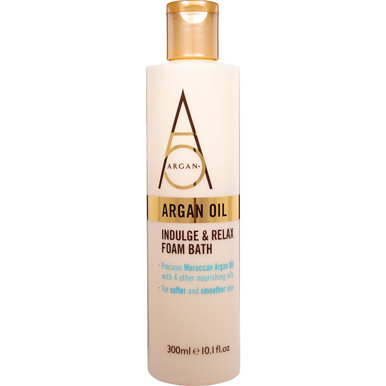 Argan+ Indulge & Relax Foam Bath
