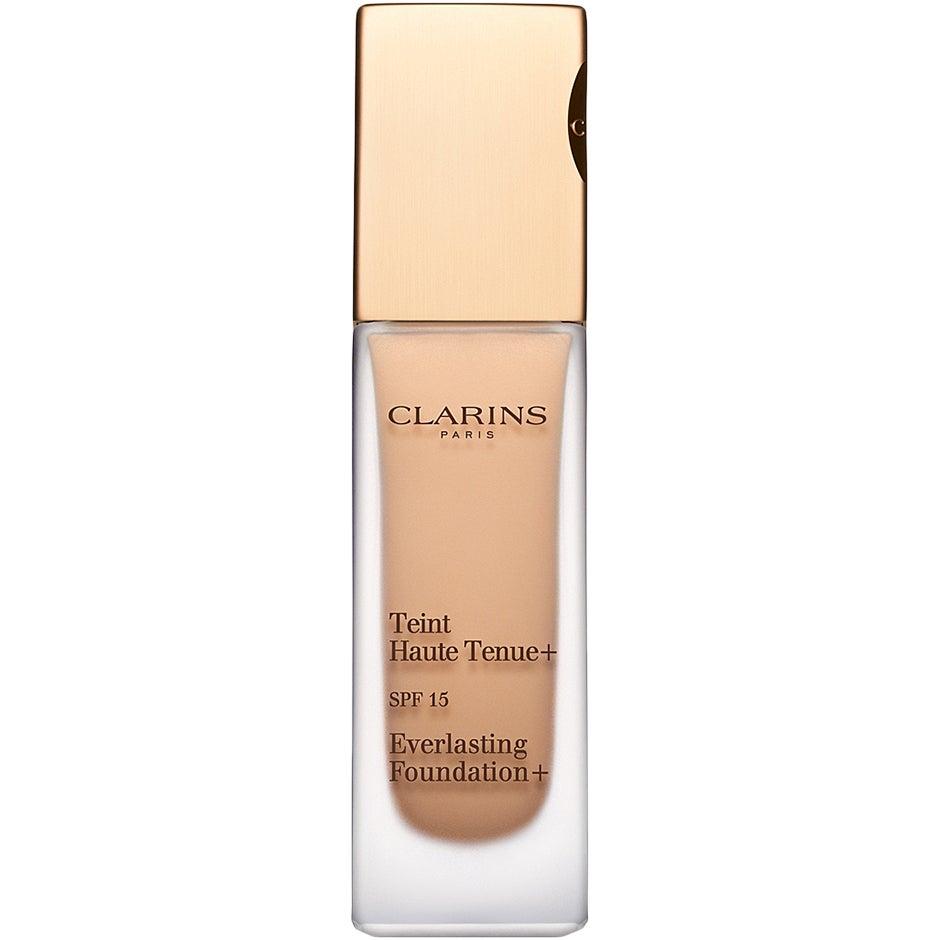 Clarins Everlasting Foundation+ SPF 15, 30 ml Clarins Foundation