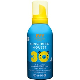 EVY Technology Sunscreen Mousse For Kids SPF30
