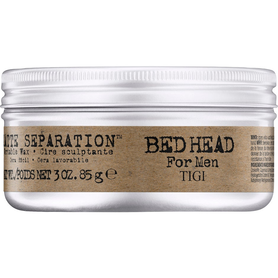 B for Men Matte Separation, 85g TIGI Bed Head Hårvax