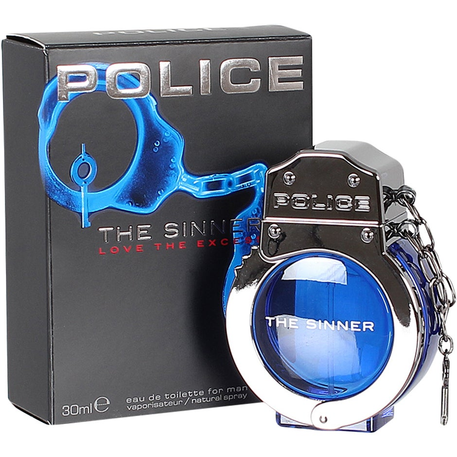 police parfym herr