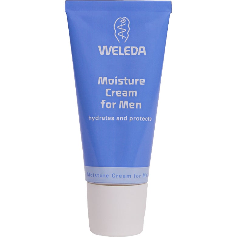 Köp Weleda Moisture Cream For Men, 30ml Weleda Dagkräm fraktfritt