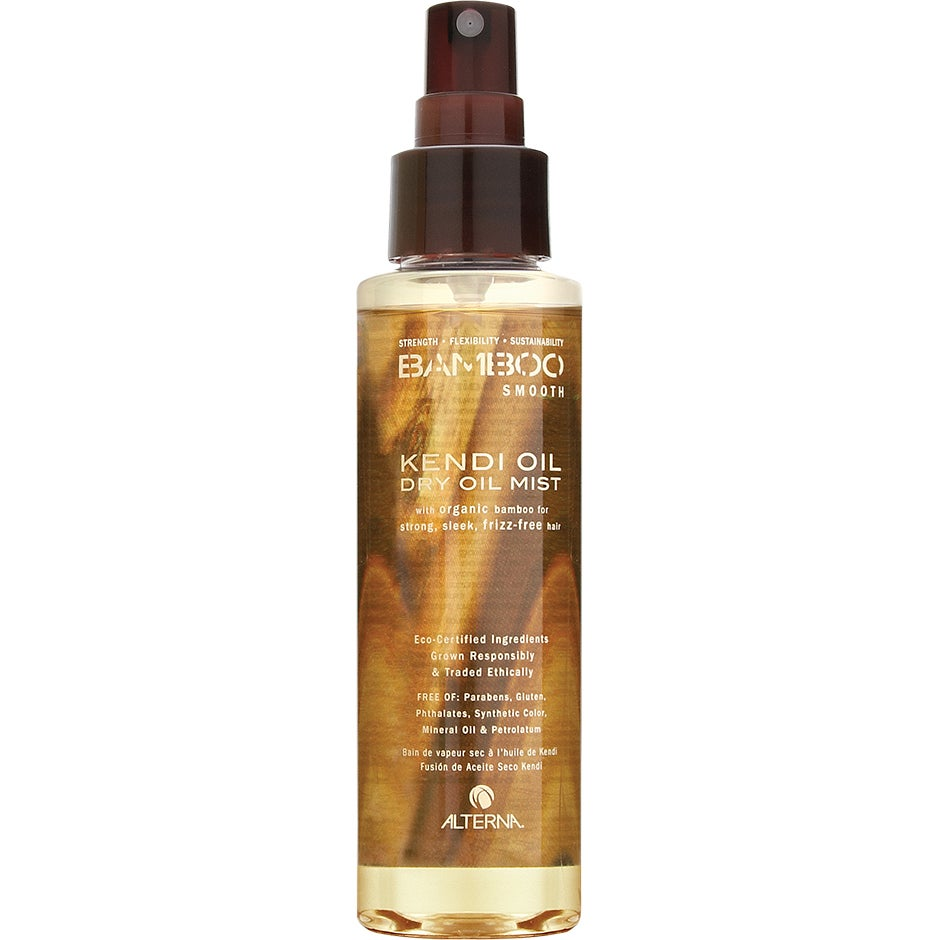 Köp Alterna Bamboo Smooth Kendi Oil Dry Oil Mist,  125ml Alterna Serum & hårolja fraktfritt