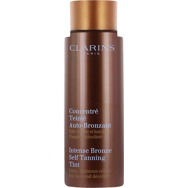 uttag online bästa värde detaljerade bilder Köp Intense Bronze Self Tanning Tint, 125ml Clarins Brun utan sol ...