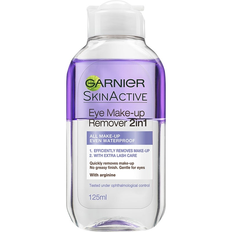 Garnier Eye Make-up Remover 2 in1