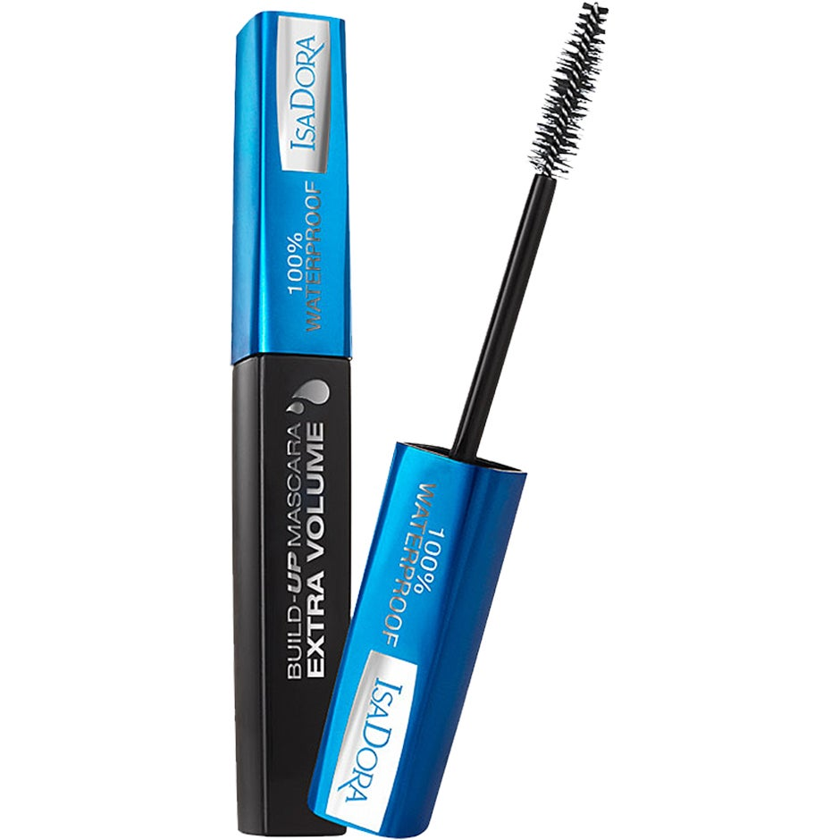 Build-Up Mascara Extra Volume Waterproof 12ml IsaDora Mascara