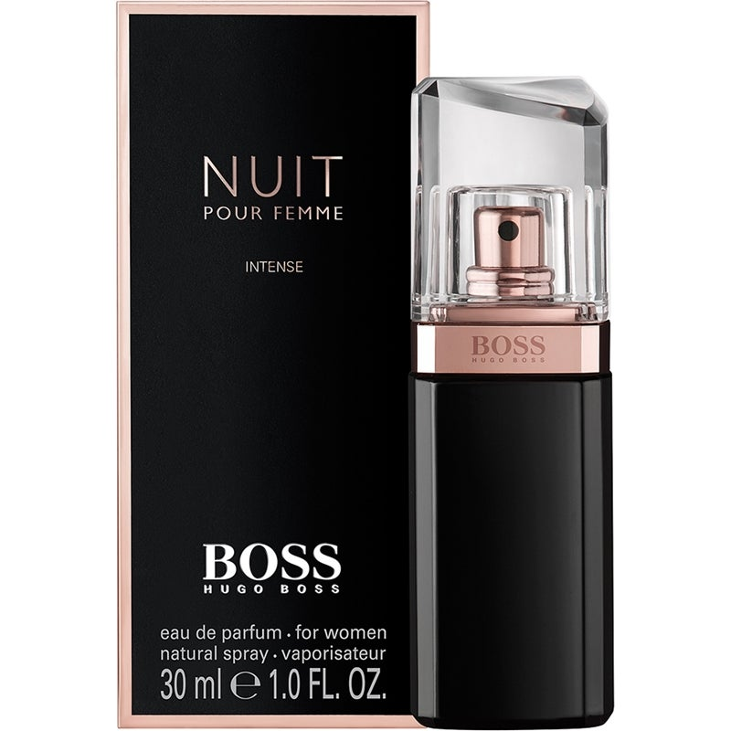 Boss Nuit Intense EdP