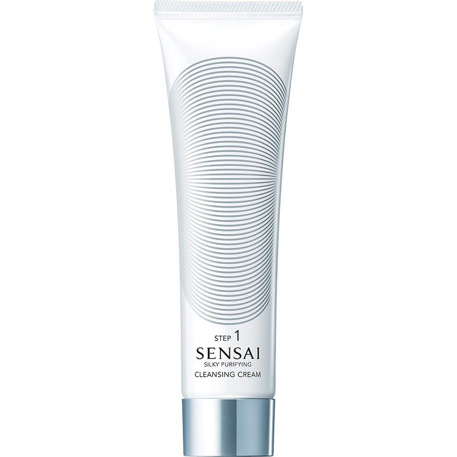 Sensai Silky Purifying Step 1 Cleansing Cream, 125 ml Sensai Ansiktsrengöring