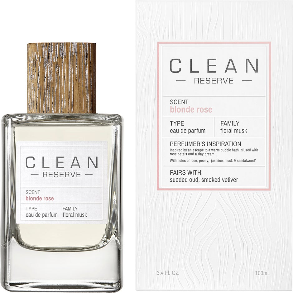 Blonde Rose EdP 100ml Clean Parfym thumbnail