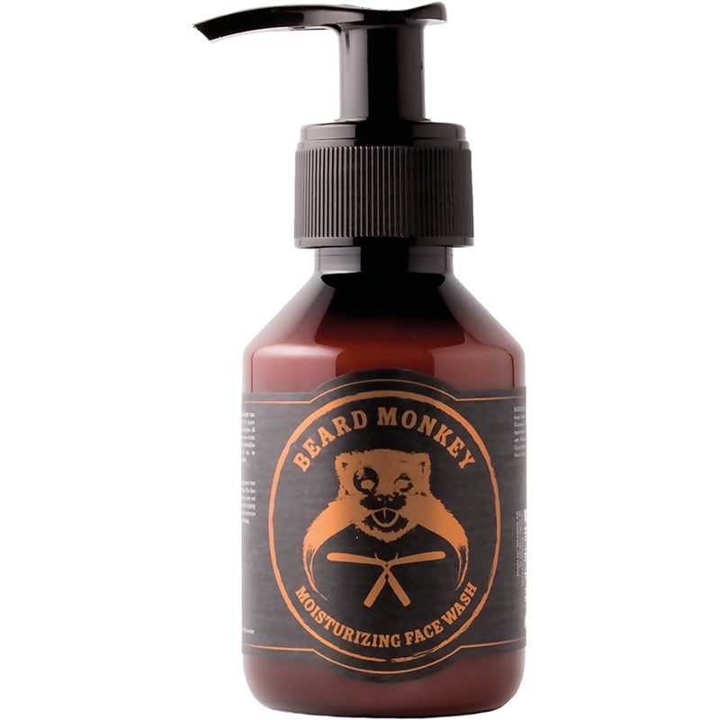 Beard Monkey Face Wash