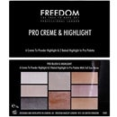 Freedom Makeup London Pro Creme & Highlight