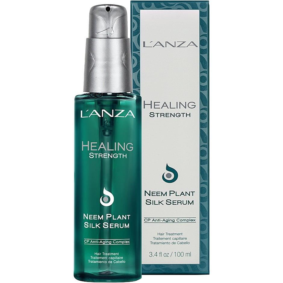 L'ANZA Healing Strength Neem Plant Silk Serum,  100ml L'ANZA Serum & hårolja