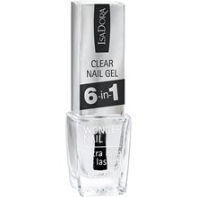 Clear Nail Gel 6-In-1
