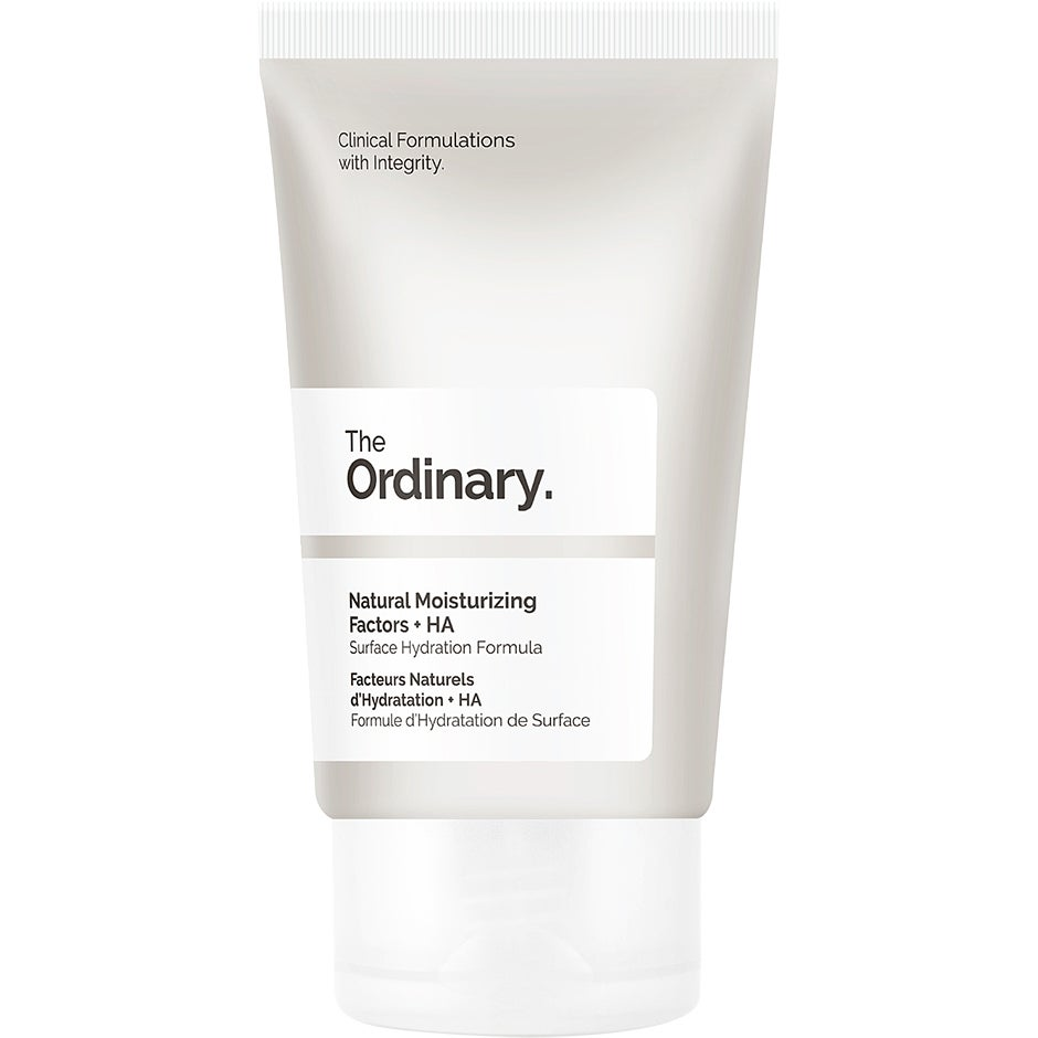 The Ordinary Natural Moisturizing Factors + HA, 30 ml The Ordinary. Dagkräm
