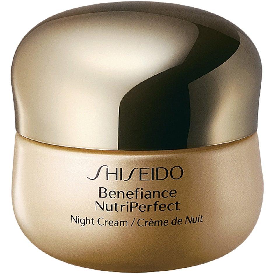 Shiseido Benefiance Nutriperfect Night Cream, 50 ml Shiseido Nattkräm