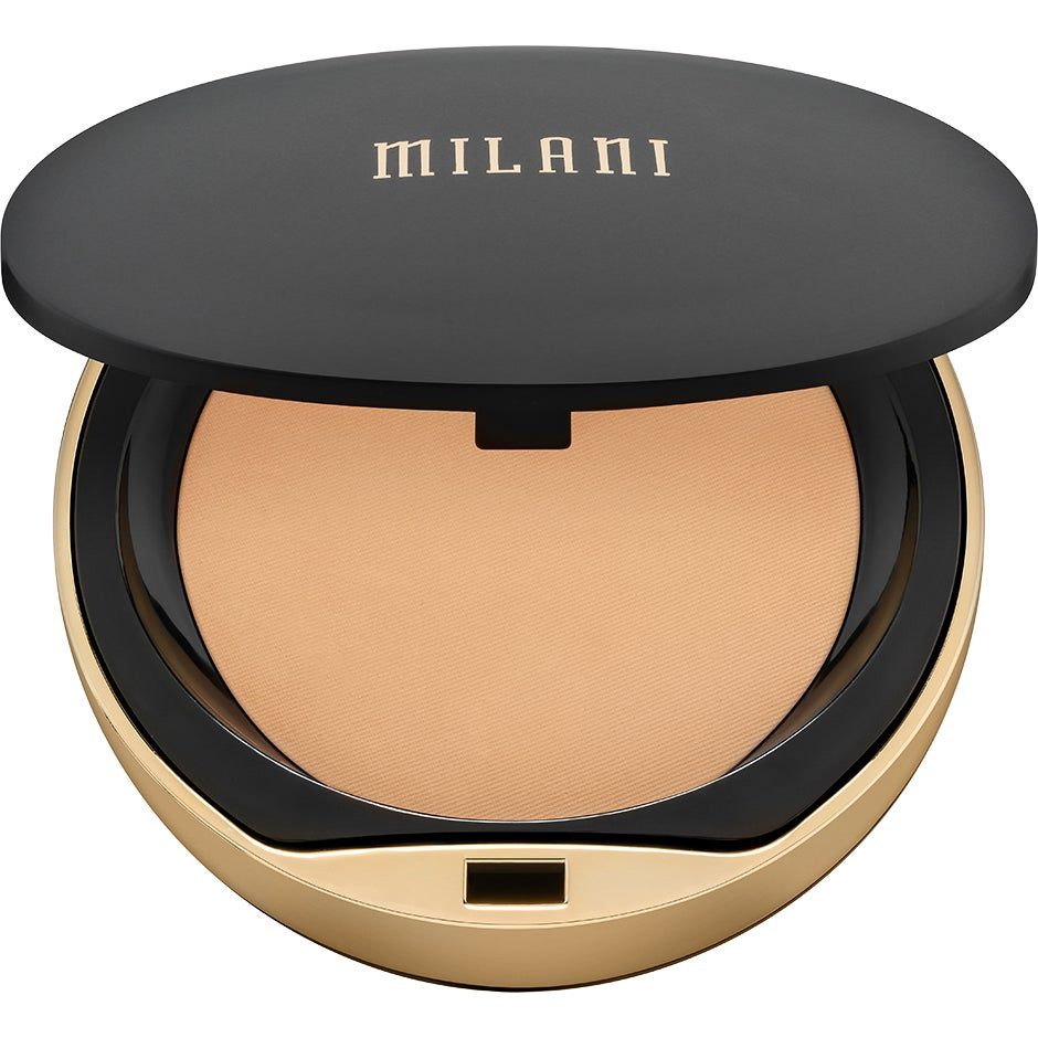 Conceal + Perfect Shine-Proof Powder, Milani Puder