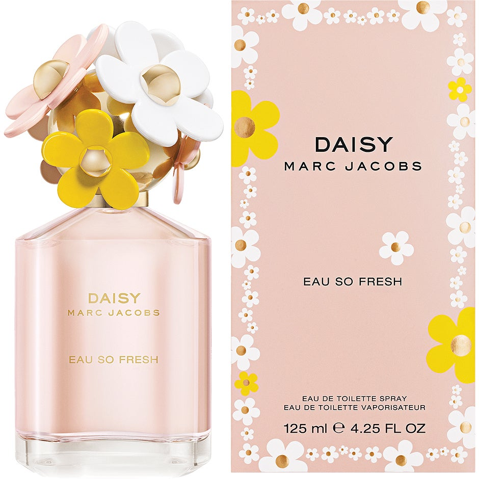 Marc Jacobs Daisy Eau so Fresh EdT, 125 ml Marc Jacobs Parfym