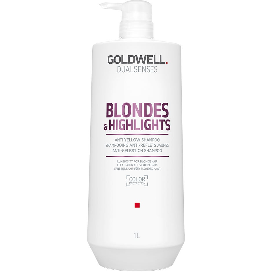 Dualsenses Blondes & Highlights, 1000 ml Goldwell Shampoo